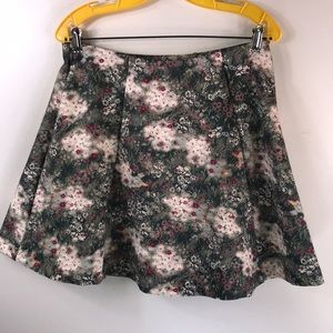 Disney by Lauren Conrad floral skirt